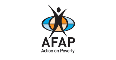 Logo of the Australian Foundation for Action on Poverty